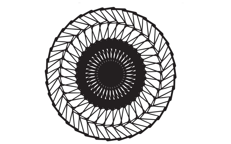 Sacred Mandala - a graphic Design HD Photo (1440x900)