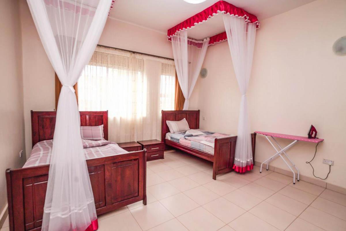 Bedroom - Inside The Apartment for Renting in Buziga -Kampala- Uganda