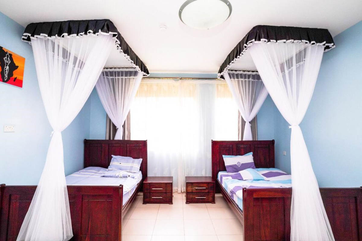 Bedroom - Inside The Apartment for Renting in Uganda, Kampala Africa