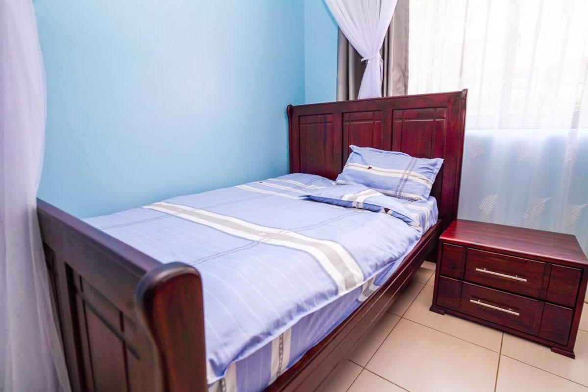 Bedroom - Inside The Apartment for Renting in Uganda, Kampala Af